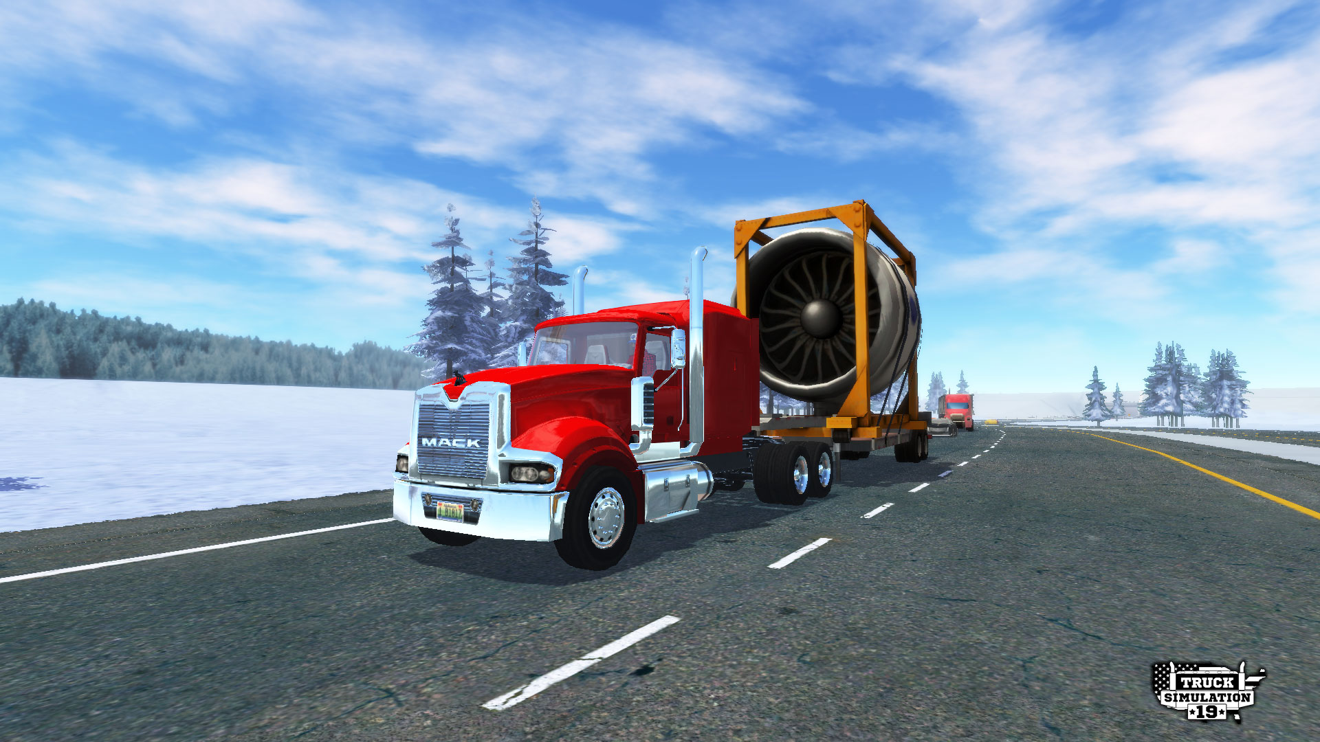 Truck Simulation 19   DRIVE THE ORIGINAL