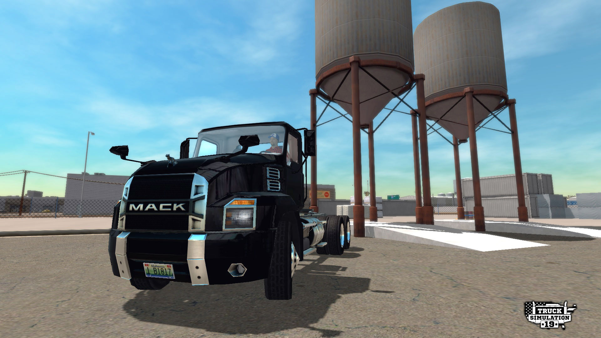 Truck Simulation 19 | DRIVE THE ORIGINAL
